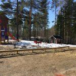 Förskolegård